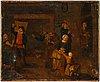 Flemish school, 18th century, oil on canvas.