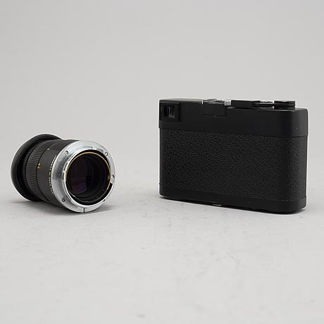Leica cl, no 1325698, 1973-74.