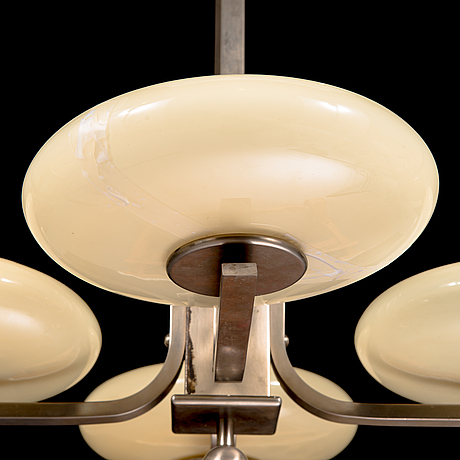 Paavo tynell, a 1930's chandelier for taito.