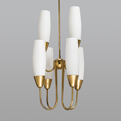 An early 1960's 'er98/6' chandelier for itsu.