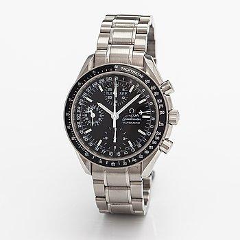 Omega, Speedmaster, armbandsur, 39 mm.