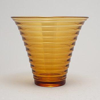 """Aino Aalto, vas, glas, """"Bölgeblick"""" Iittala."""