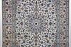 A carpet, kashan, ca 344 x 245 cm.