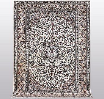 Matto, Kashan, ca 344 x 245 cm.
