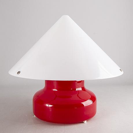 Anders pehrson, bordslampor ett par bumlingen ateljé lyktan 1900-talets senare del.