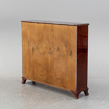 A birch bookcase, 1920's.