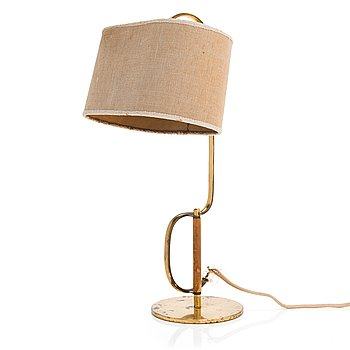 Paavo Tynell, a 1940s table lamp, model 9202, Taito oy, Finland.