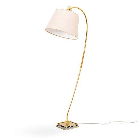 A mid-20th century '60588' florr lamp for idman.