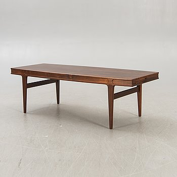 Johannes Andersen, a 1960s jacaranda coffee table.