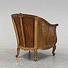 An early 20th century armchair, possibly france.