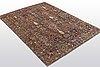 A rug, zieglar design, ca 244 x 180 cm.