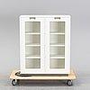 Jonas bohlin & thomas sandell, a 'snow' vitrine cabinet for asplund.