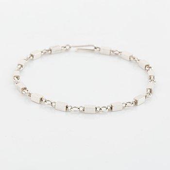 Wiwen Nilsson, sterling silver bracelet.