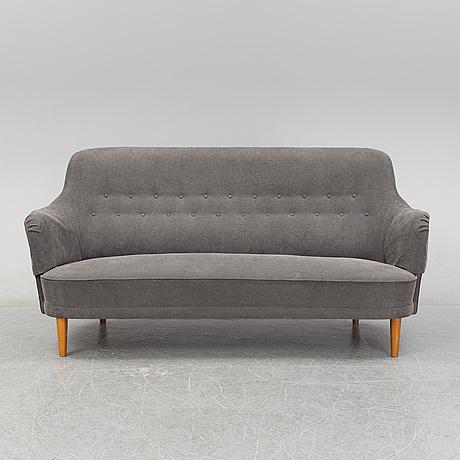 Carl malmsten, a 'samsas' sofa, second half of the 20th century.