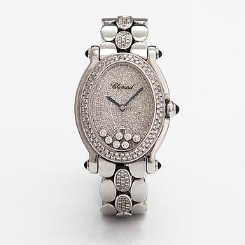 Chopard, Happy Sport, wristwatch, 30 mm.