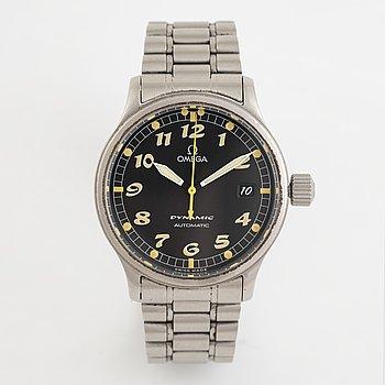 Omega, Dynamic, wristwatch, 36,5 mm.