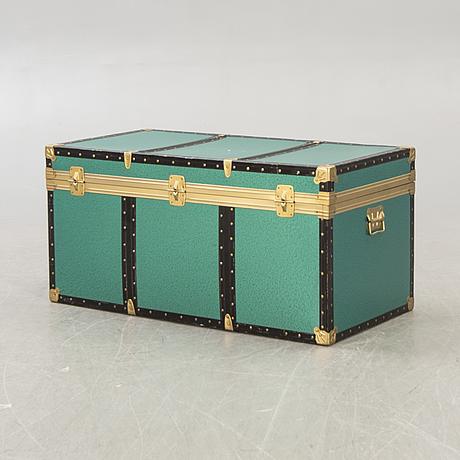 Suitcase, italy, 1900s.