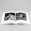 "Helmut newton, ""baby sumo"", photo book, bags, 2009."