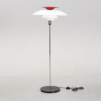 Poul Henningsen, a 'PH 80' floor lamp from Louis Poulsen.