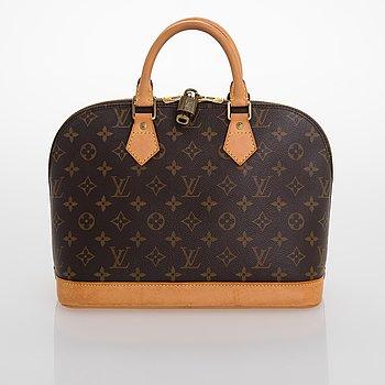 "Louis Vuitton, ""Alma"", väska."