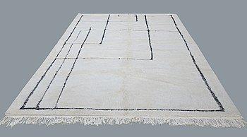 A carpet, Morocco, ca 290× 200 cm.