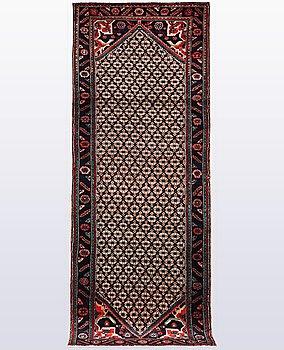 Gallerimatta, Old Västpersisk, ca 302 x 99 cm.