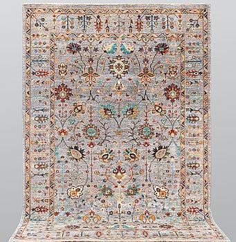 A carpet, Ziegler Design, ca 264 x 187 cm.