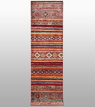 A runner, Khorjin, ca 305 x 83 cm.