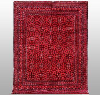 A carpet, Afghan, so called Khan Mohammadi, ca 289 x 201 cm.