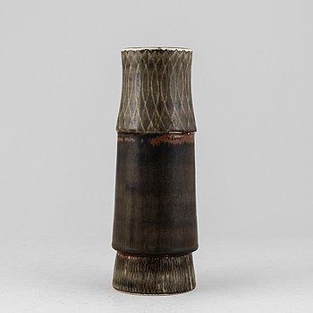 Carl-Harry Stålhane, a stoneware vase, Rörstrand, Sweden.