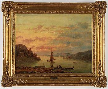 Per Wilhelm Cedergren, attributed to, oil on canvas.