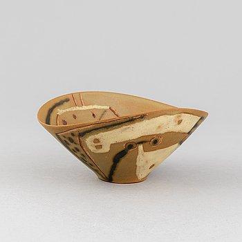Beate Kuhn, a stoneware bowl, Germany, 1950's/1960's.