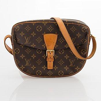 """Louis Vuitton, """"Jeune Fille"""", väska."""