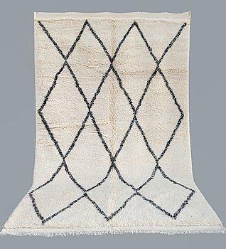 A carpet, Morocco, ca 300 × 200 cm.
