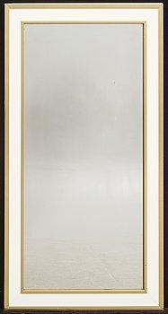 Mirror, Eriksmåla glass, second half of the 20th century.