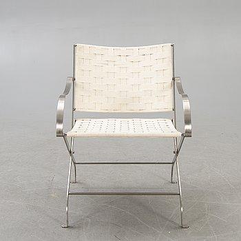 "An Antonio Citterio ""Carlotta"" armchair for Flexform Italy 1997."
