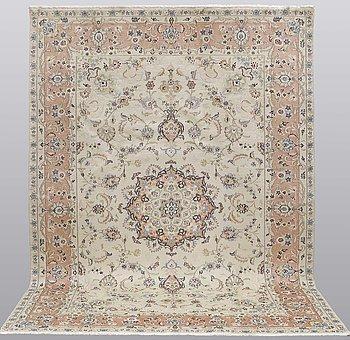 A carpet, Kashmar, ca 290 x 200 cm.