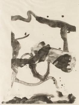 "419. Willem de Kooning, ""Souvenir of Montauk""."