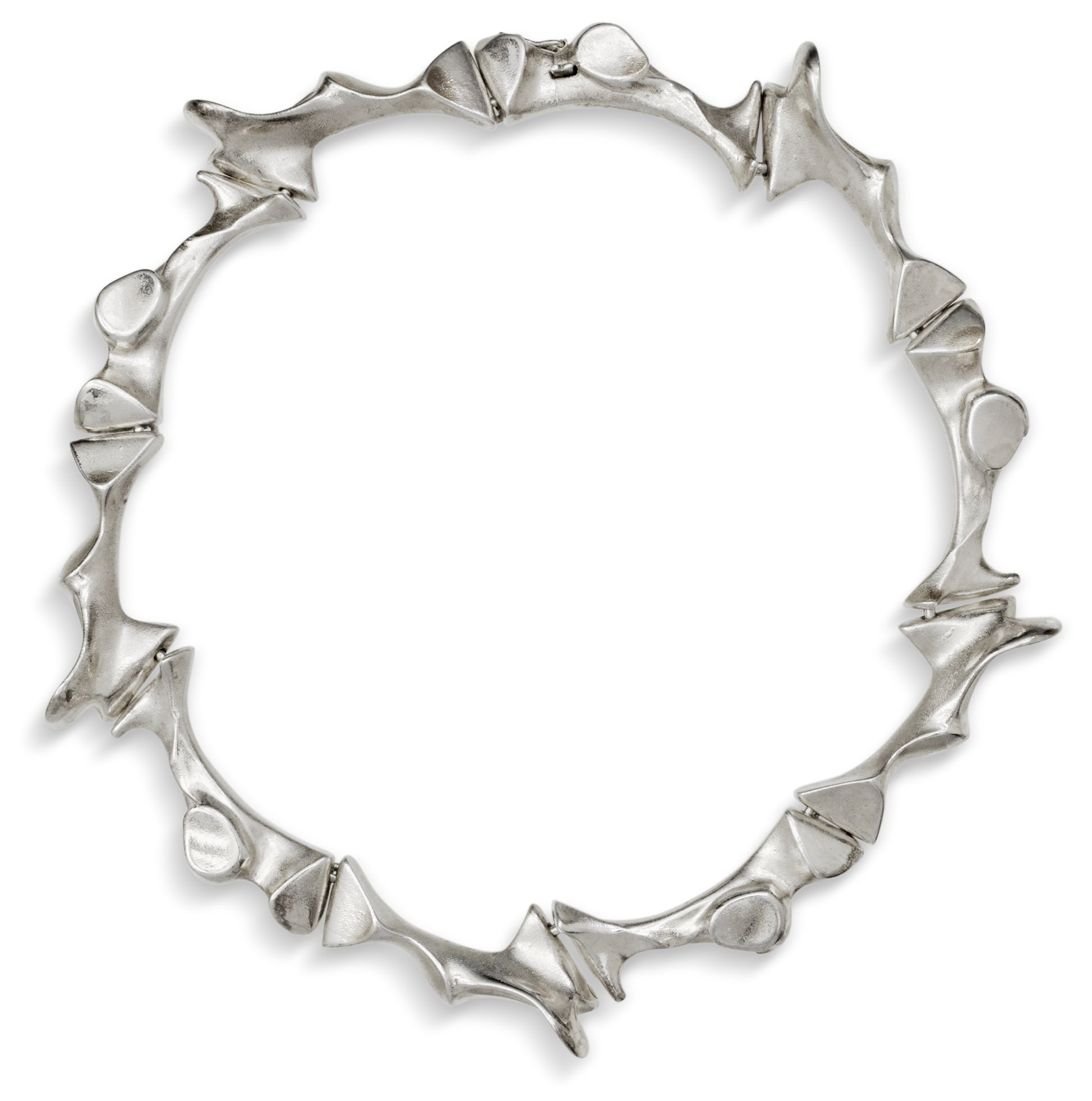 lapponia halsband silver