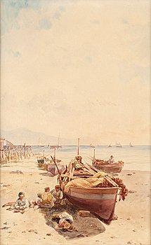 15. Pietro Bello, Neapolitan cost.