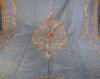 Matta. maskingjord flossa. troligen england, 1900-talets första hälft. 499x390.