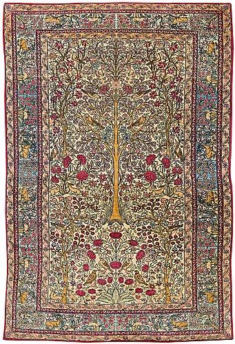 Semiantik isfahan. 211 x 143 cm.