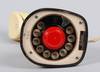 Telefon, kobra. gul.