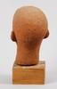 Skulptur, terrakotta, oidentifierad sign, dat 194(?).