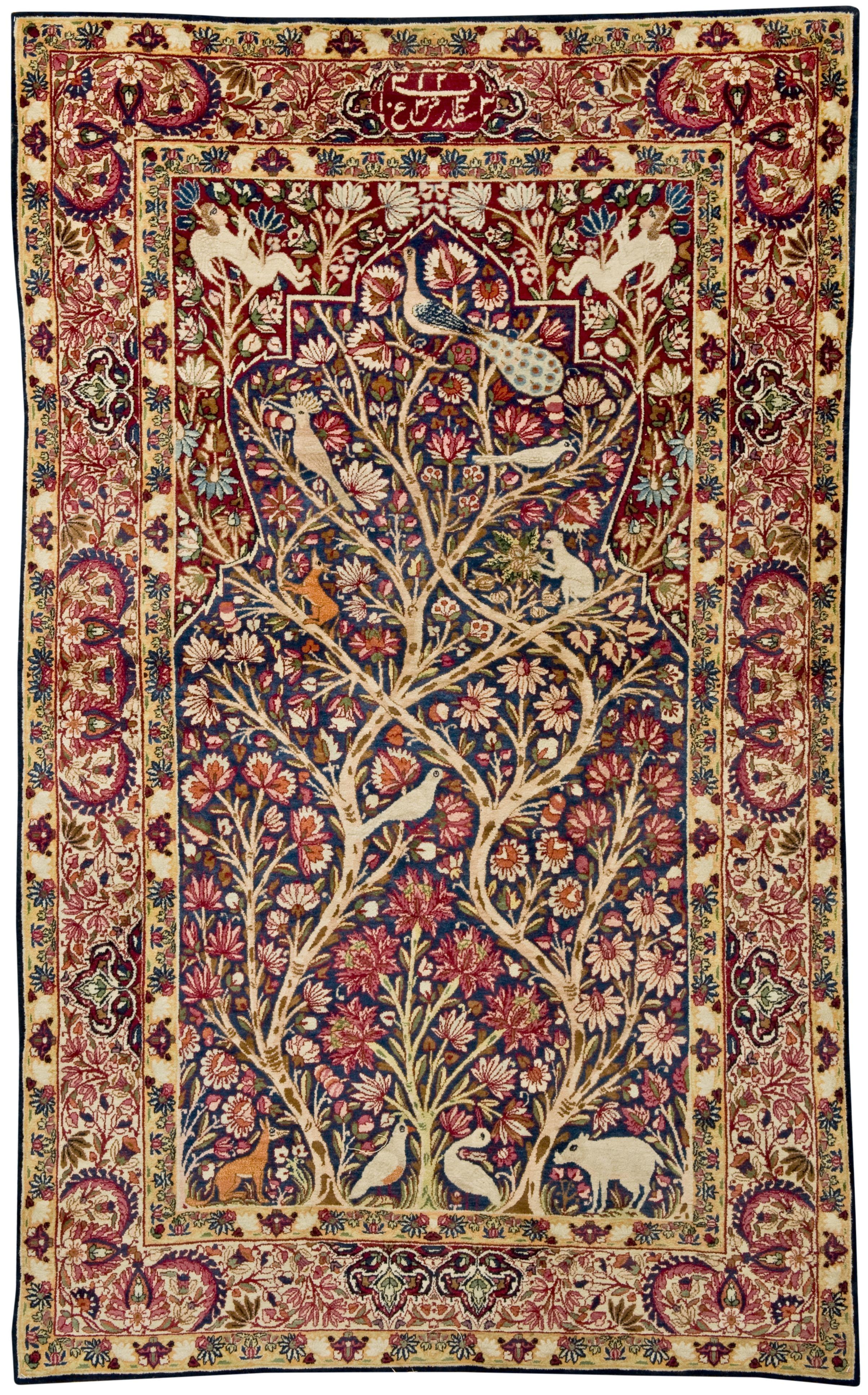 Tappeti Persiani Vintage: Tappeti vintage patchwork.