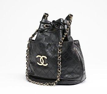 4. A Chanel handbag.