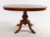 Divanbord. nyrokoko, 1800-talets senare hälft.