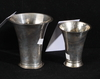 BÄgare, 2 st. silver. bl a magnus ljungqvist, kristianstad 1809