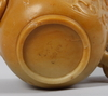 Kopp med handtag, sten, kina, 1800/1900-tal.
