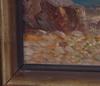 Nelson, walfrid, olja på pannå, sign o dat  98